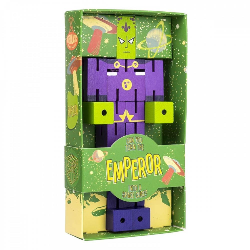 Intergalactic Puzzleman Emperor