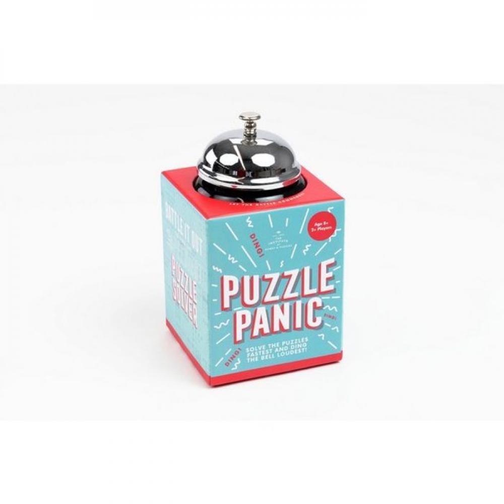 Buzzer Battle Game Puzzle Panic