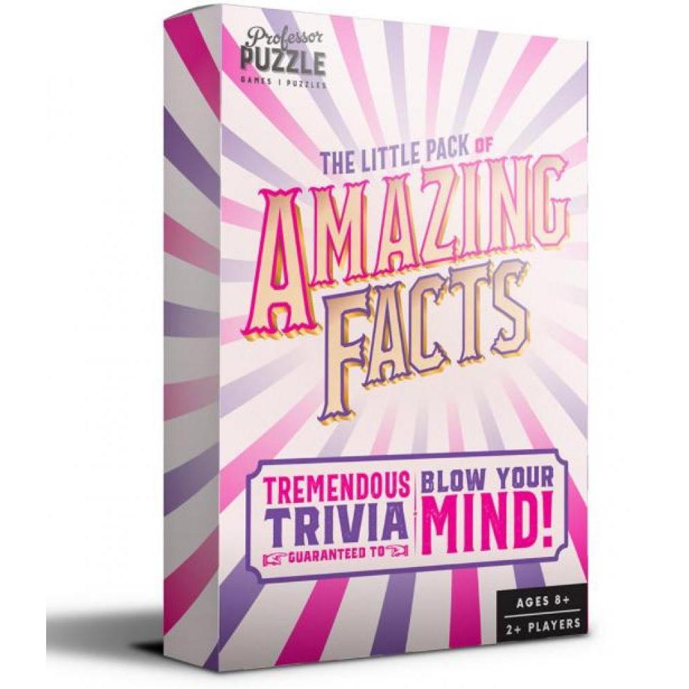 Quiz Amazing Facts
