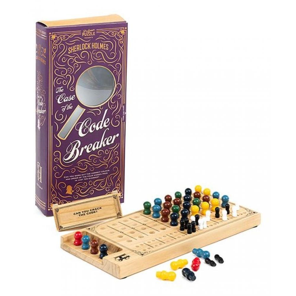 Game Case of the Code Breaker