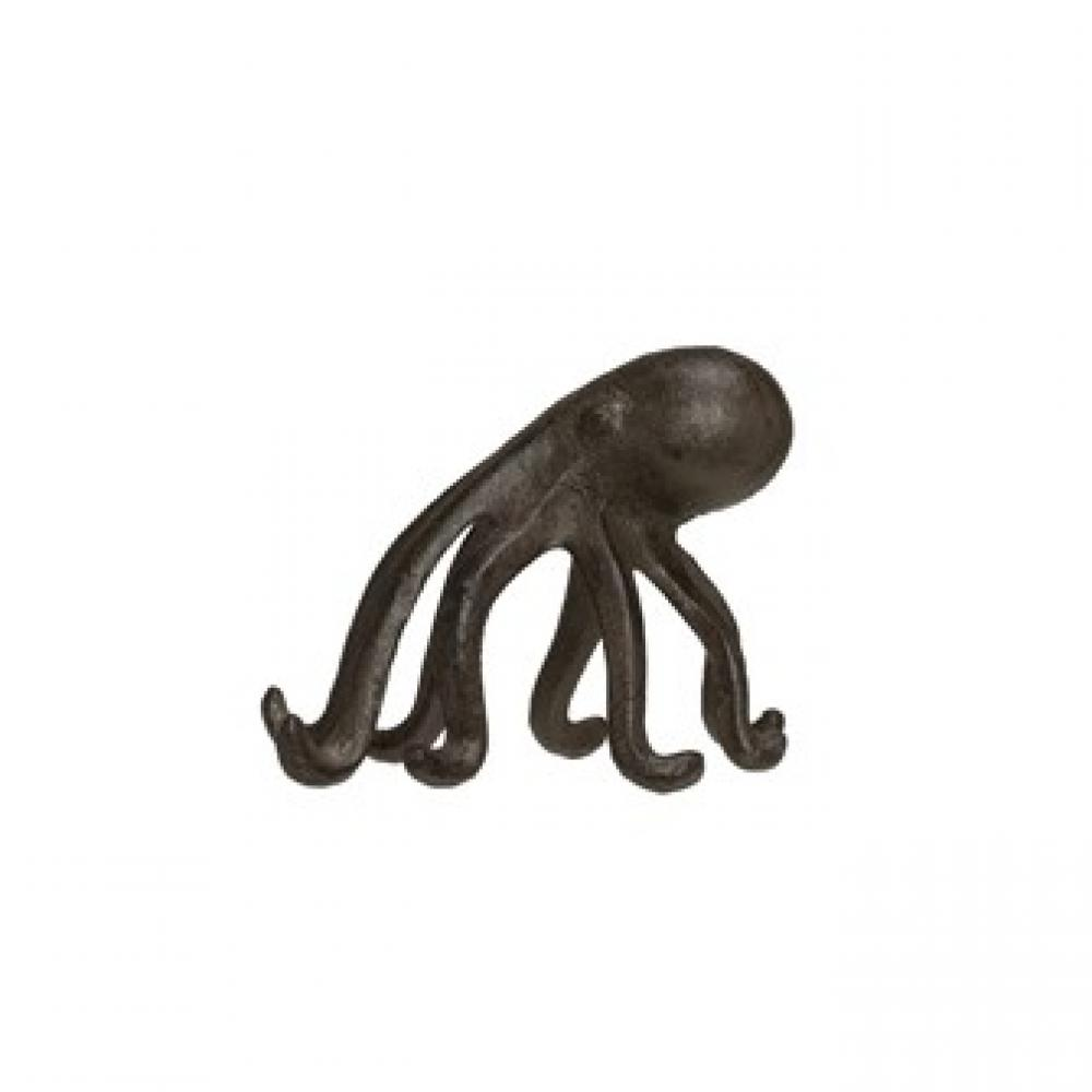 Phone Stand - Cast Iron Octopus