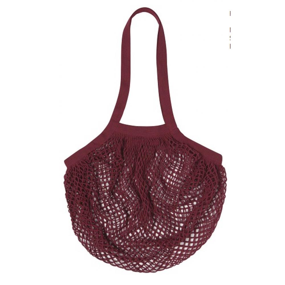 Shopping Bag - Le Marche Plum