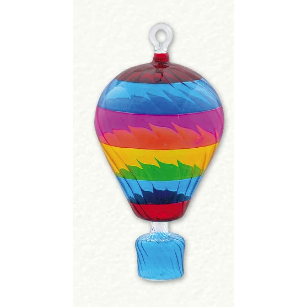 Ornament - Hot Air Balloon Small