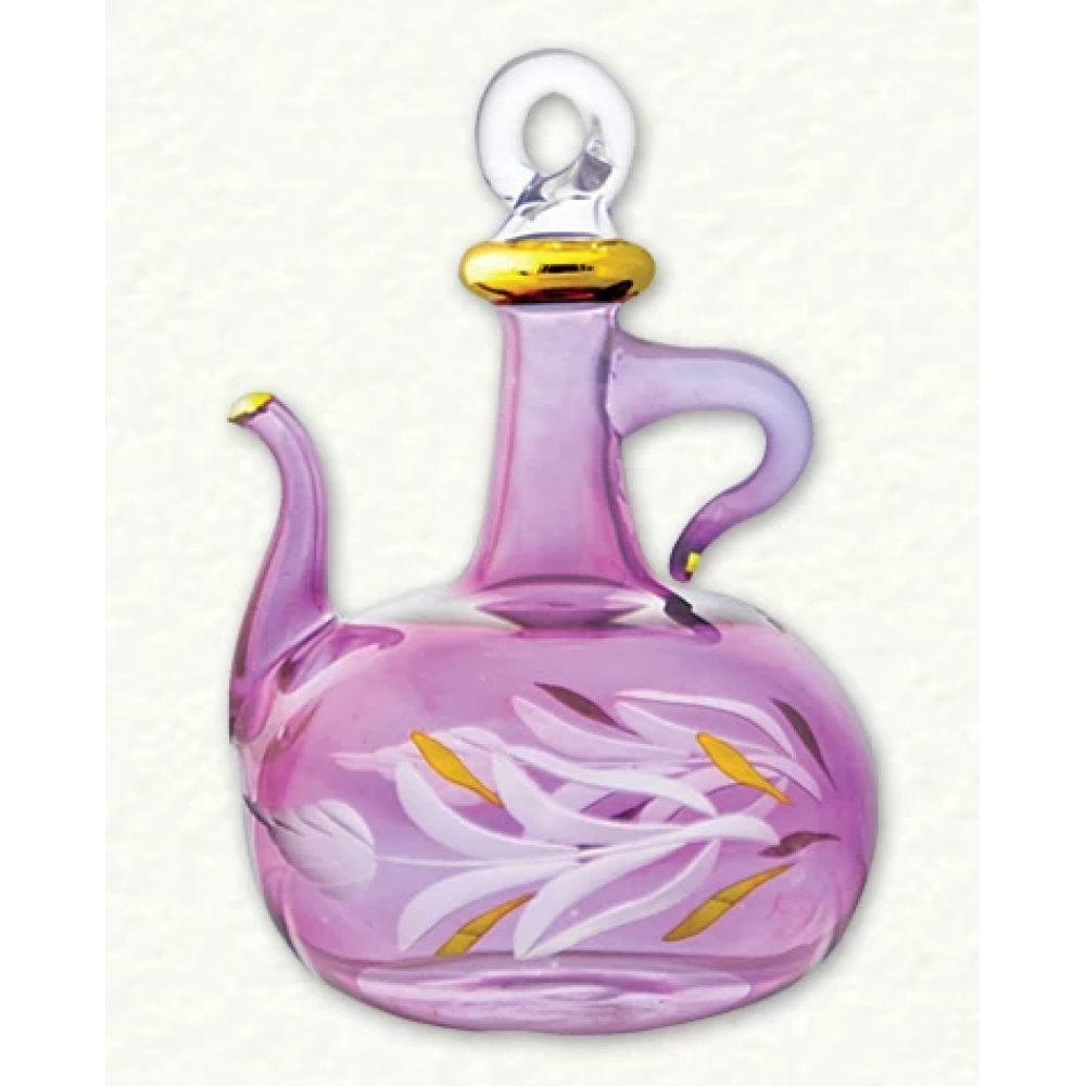 Ornament - Coffee Pot Purple
