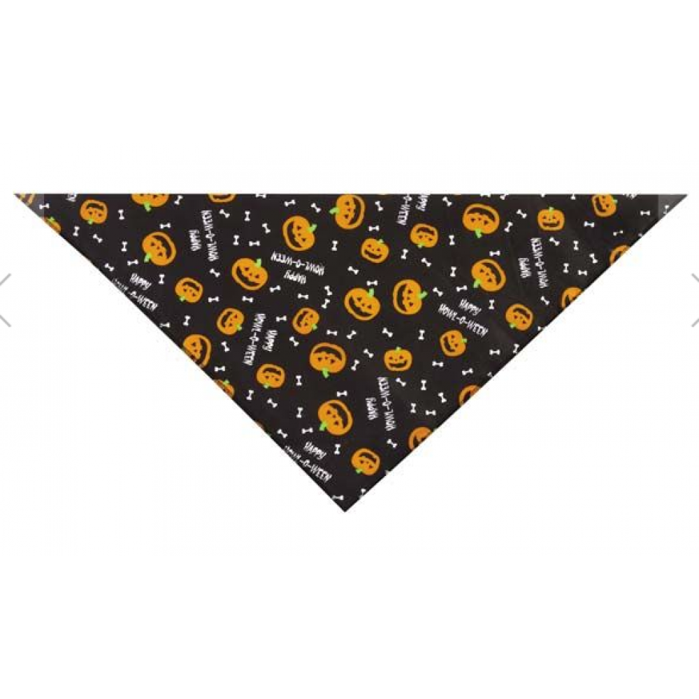 Halloween Bandana - Pumpkin Heads