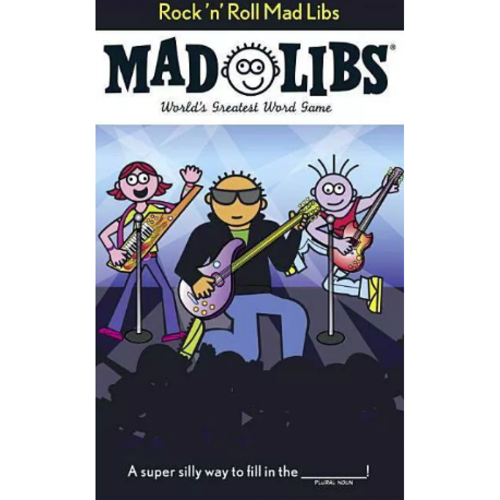 Mad Libs Rock n Roll