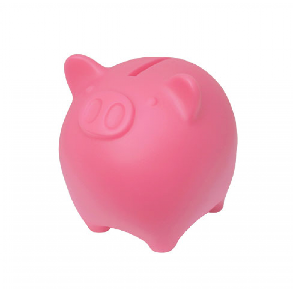 Coink! Big Pink Piggy Bank