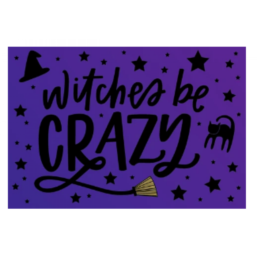 Halloween - Witches be Crazy