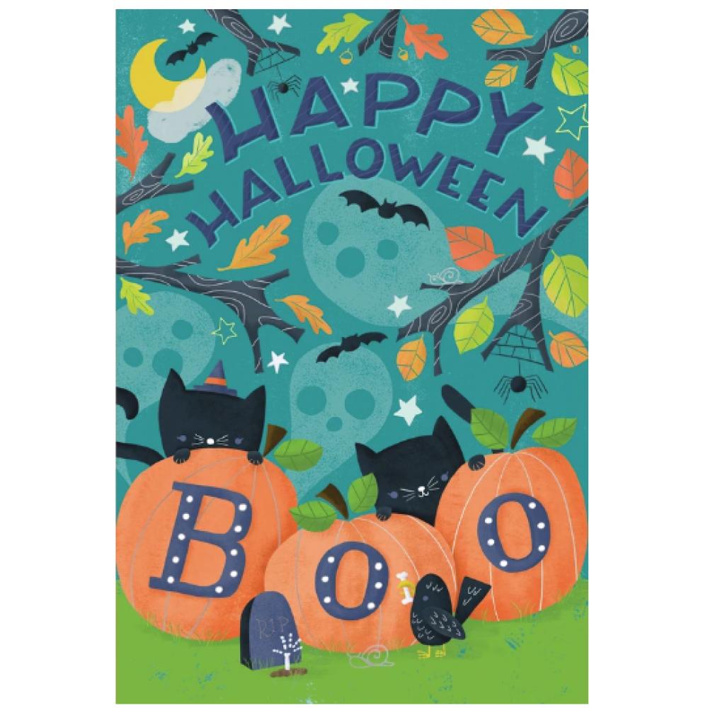 Halloween - Boo Cats
