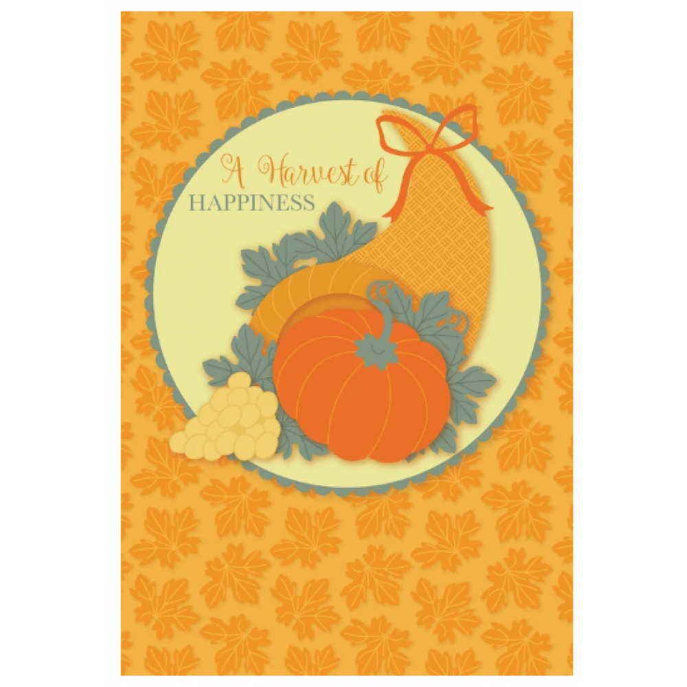 Thanksgiving - Harvest of Happiness