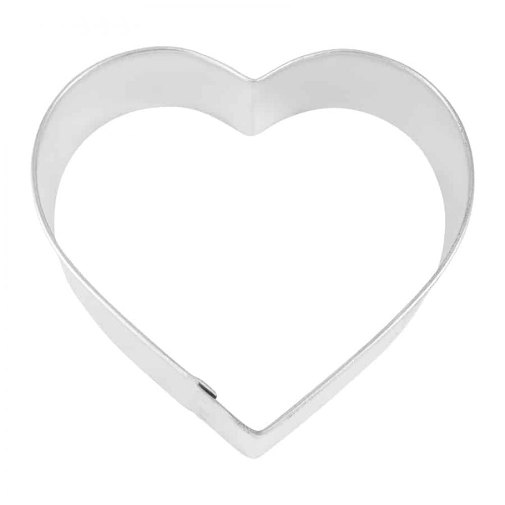 Cookie Cutter Shape Heart 3.5inch