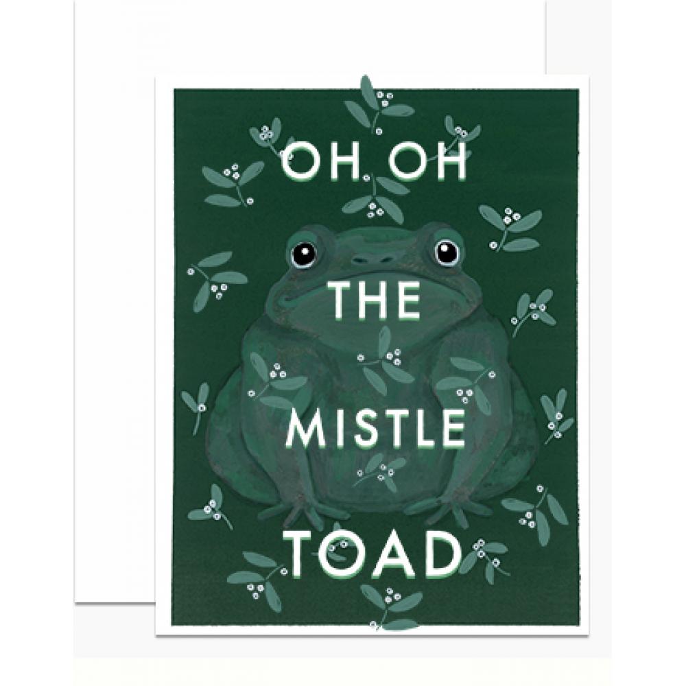 Christmas - MistleToad