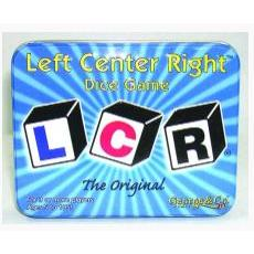 Left Center Right Dice Game
