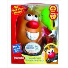 Mr or Mrs Potato Head
