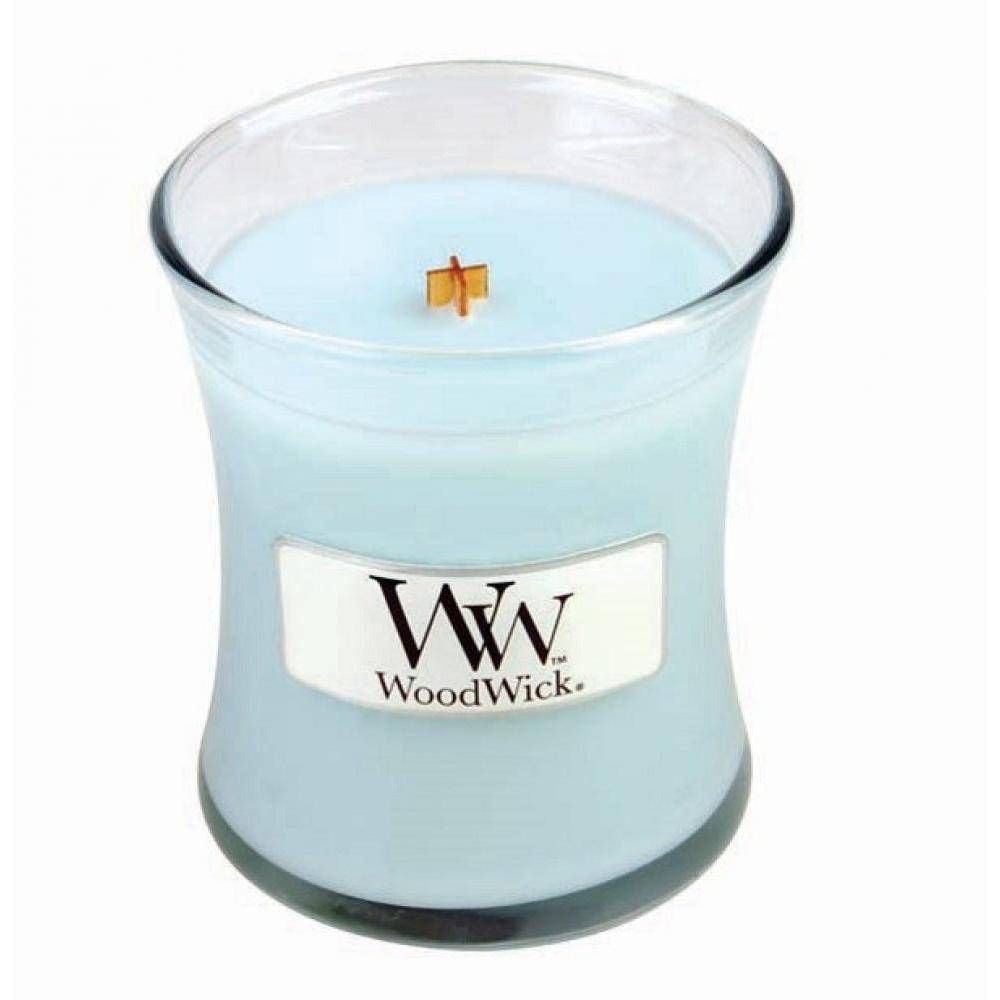 Woodwick Medium Candle Jar Pure Comfort 10oz 60 Hour Burn Time