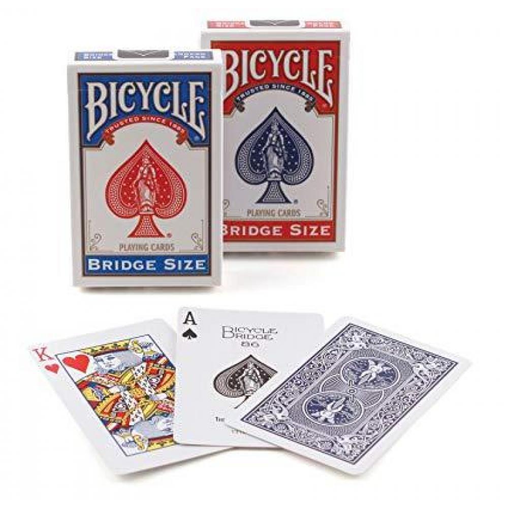 Playing Cards Bicycle Bridge