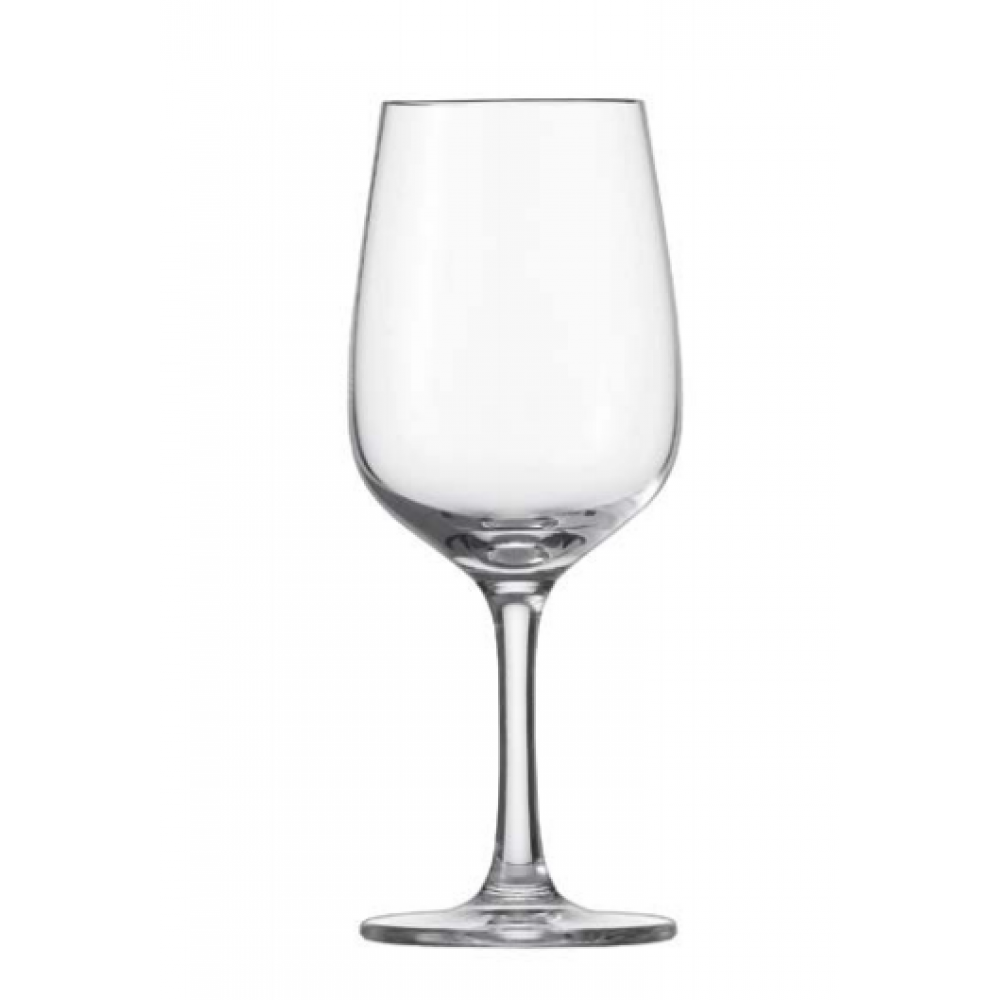 Schott Collection White Wine Glass Titran Re-enforced 7.7in 12.7 oz.
