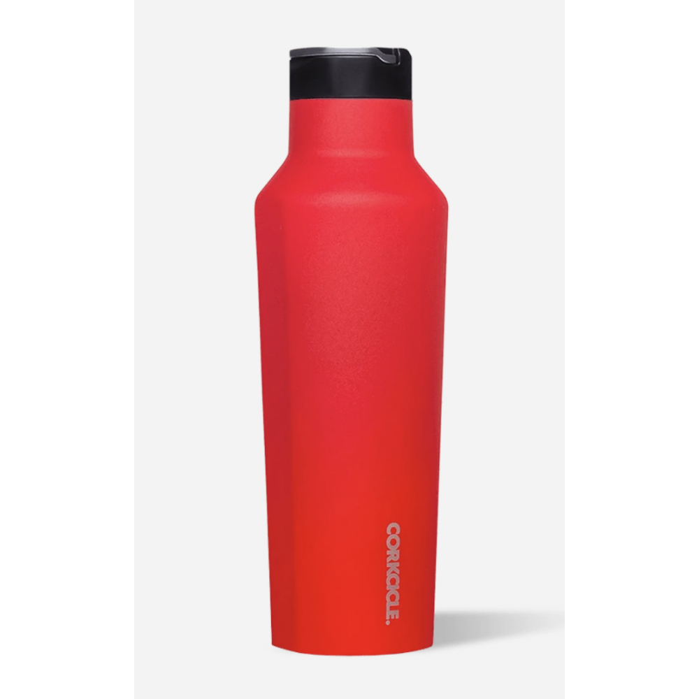 Travel Bottle Sport Canteen 20oz - Sriracha