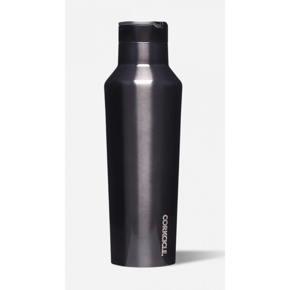 Travel Bottle Sport Canteen 20oz - Gunmetal