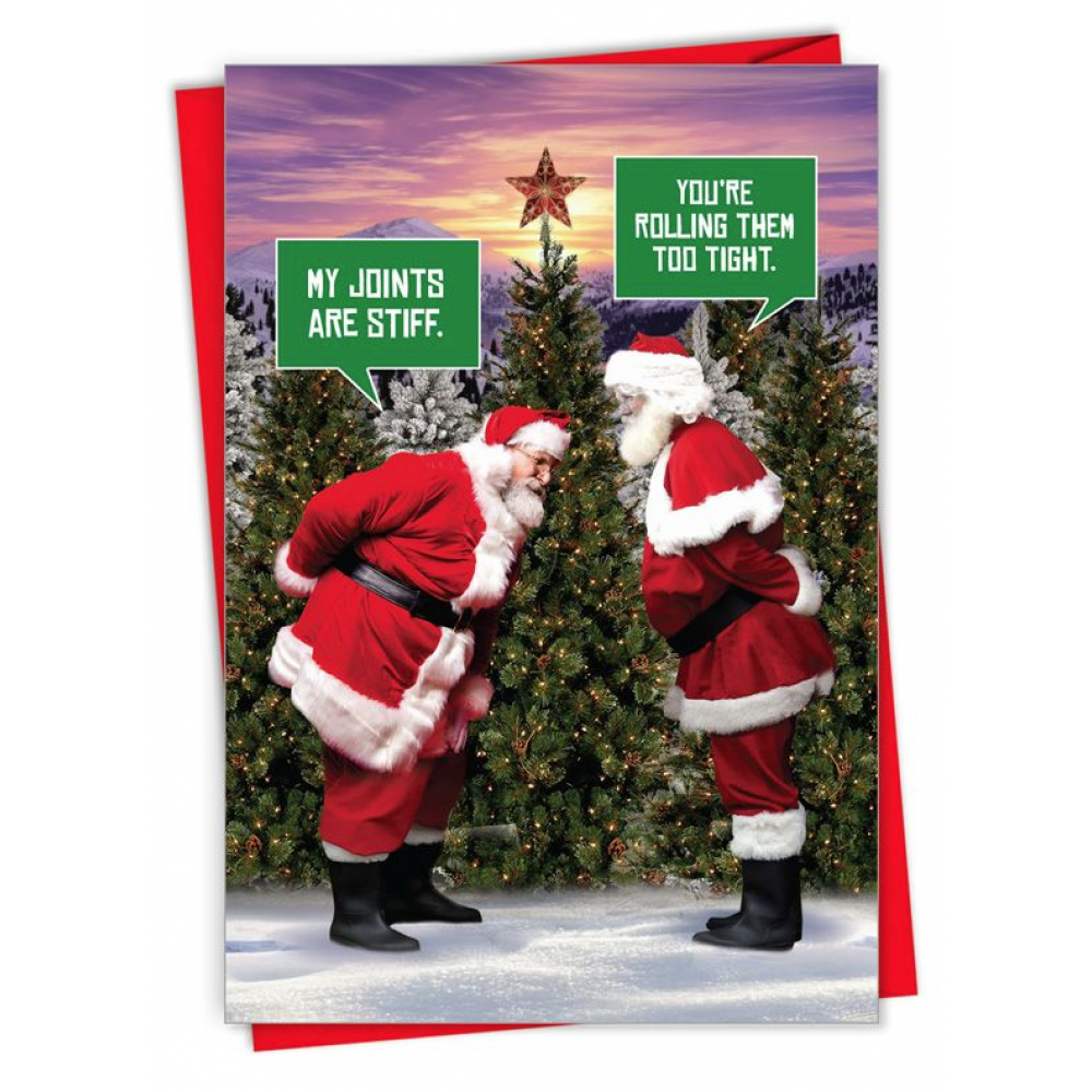 Christmas - Joints are Stiff