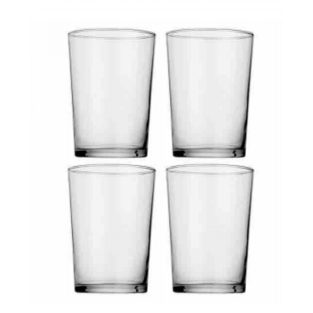 Glassware - Basic Tumbler 17oz S/4