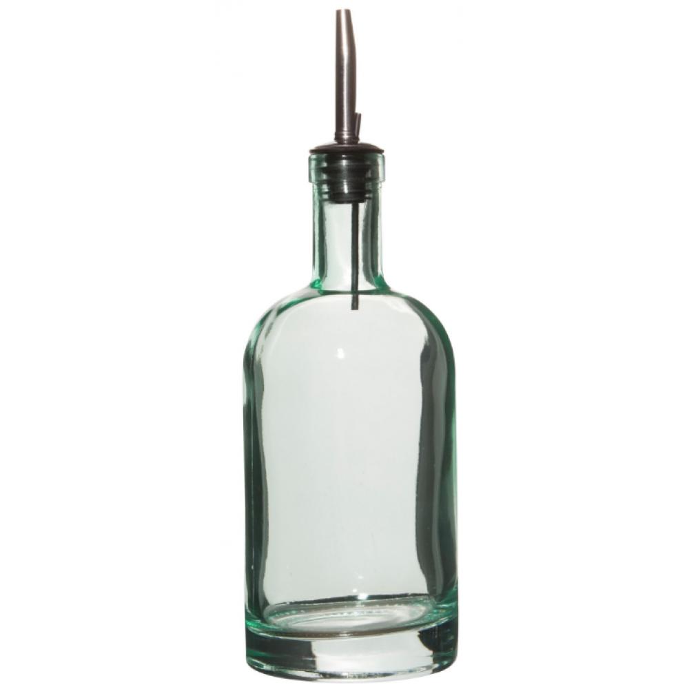 Oil and Vinegar Bottles - Recycled Green 26oz