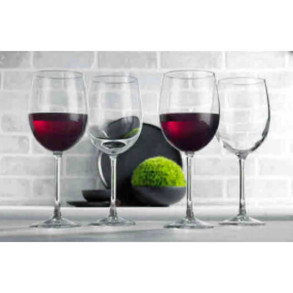 Glassware - Modern Living Wine Glass 19oz S/4