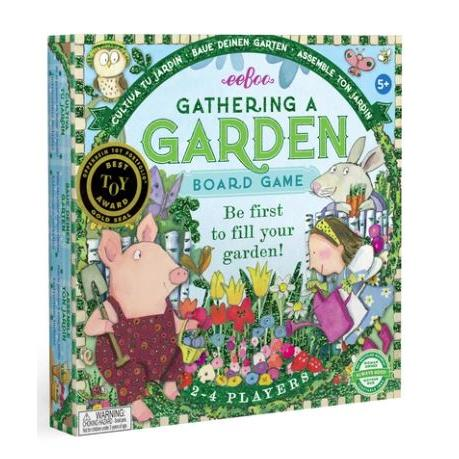 Board Game Foil Gathering A Garden