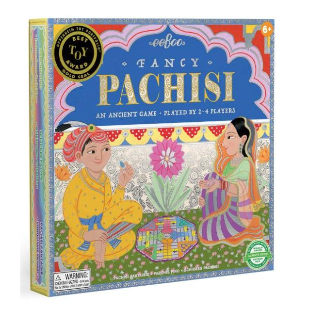 Board Game Pachisi Fancy