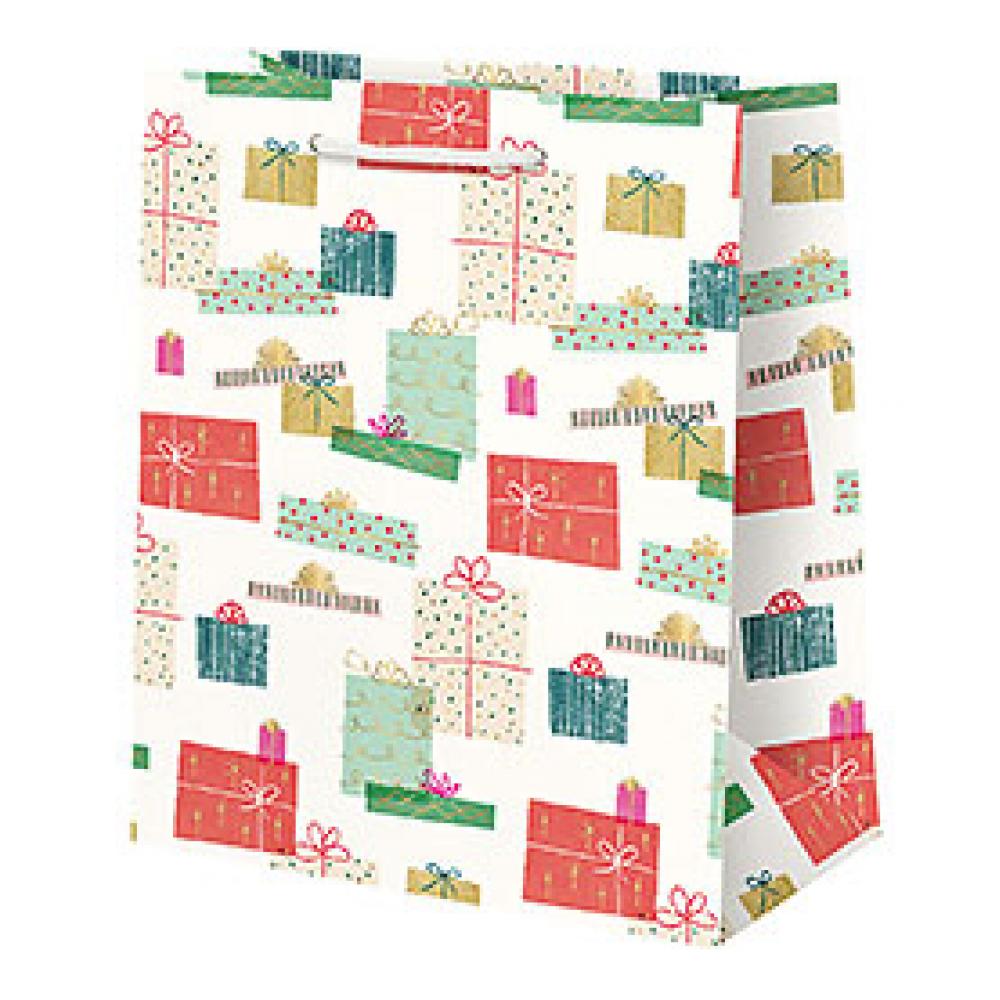 Gift Bag - Medium - Holiday Presents