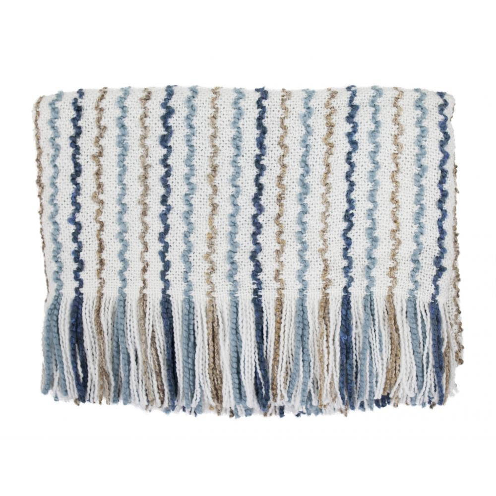 Throw Blanket Portland Driftwood 42x72