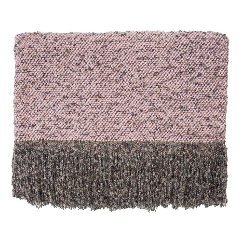 Throw Blanket Filigree Shell 45x70