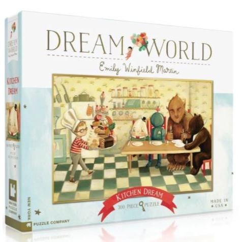 Dream World Puzzle 300 Piece Dream Kitchen