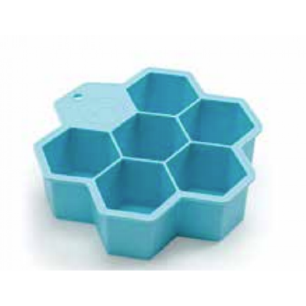 X-Large Hex Cube Ice Mold